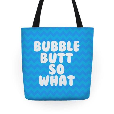 Bubble Butt Gym Tote