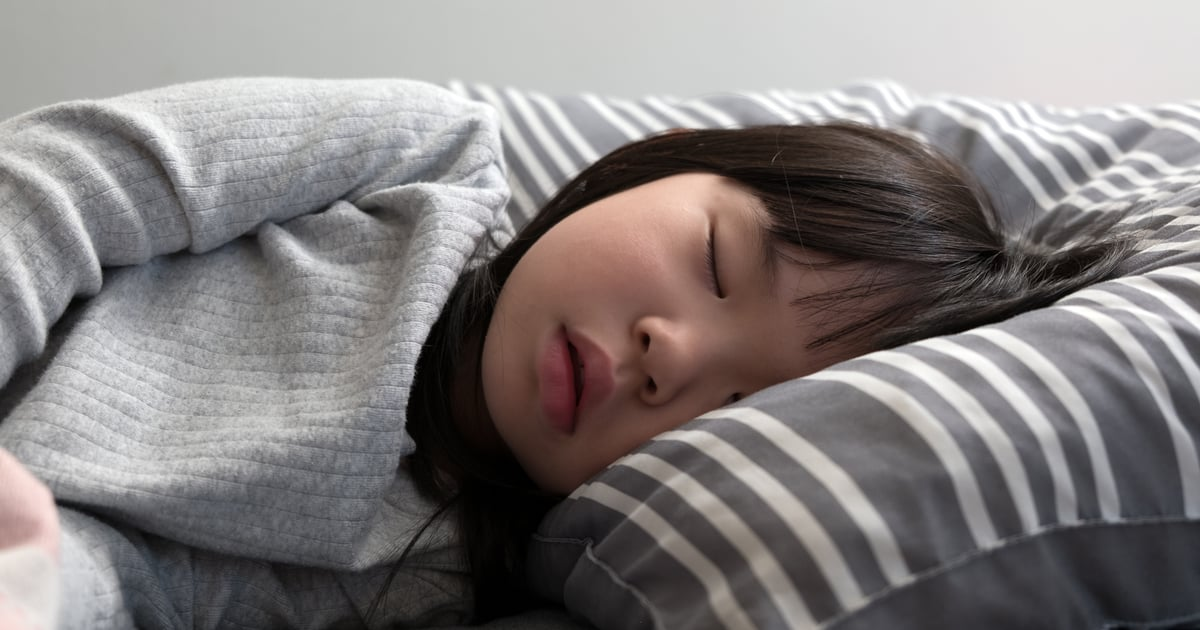 Help Your Kid Get a Better Night's Sleep By Adding These 9 Foods to Their Diet