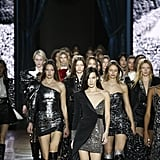 Bella Hadid Leading the Pack at the Redemption Show at Paris Fashion Week Autumn/Winter 2019/2020