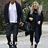 Fergie and Josh Duhamel Go to Church | Pictures