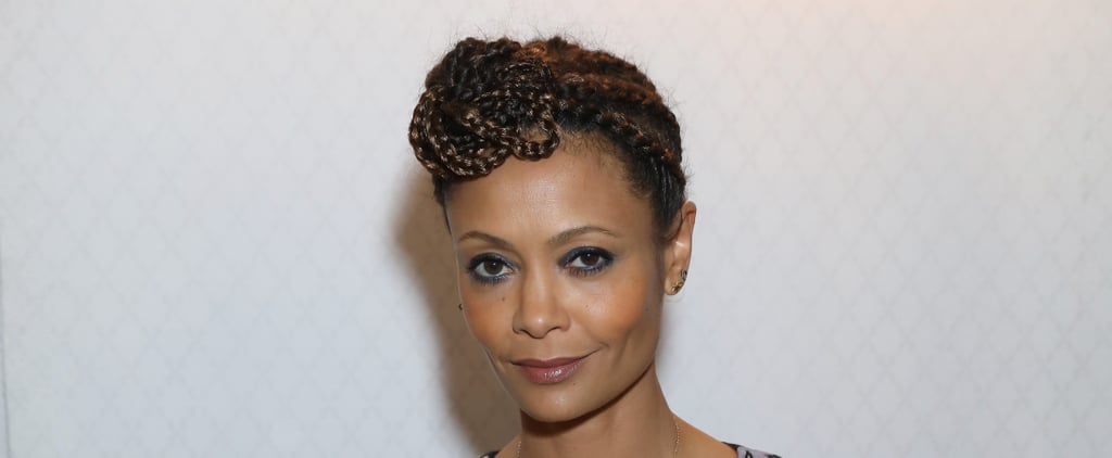 Thandie Newton Hair 2017