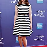 Bryce Dallas Howard hit the red carpet for the Tribeca Talk's director's series.