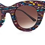 Thierry Lasry Limited Edition Divinity Cat-Eye Sunglasses, Multi ($500)