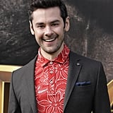 Brendan Robinson at the Dolittle Premiere in LA