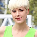 Agyness Deyn With a Pixie Cut