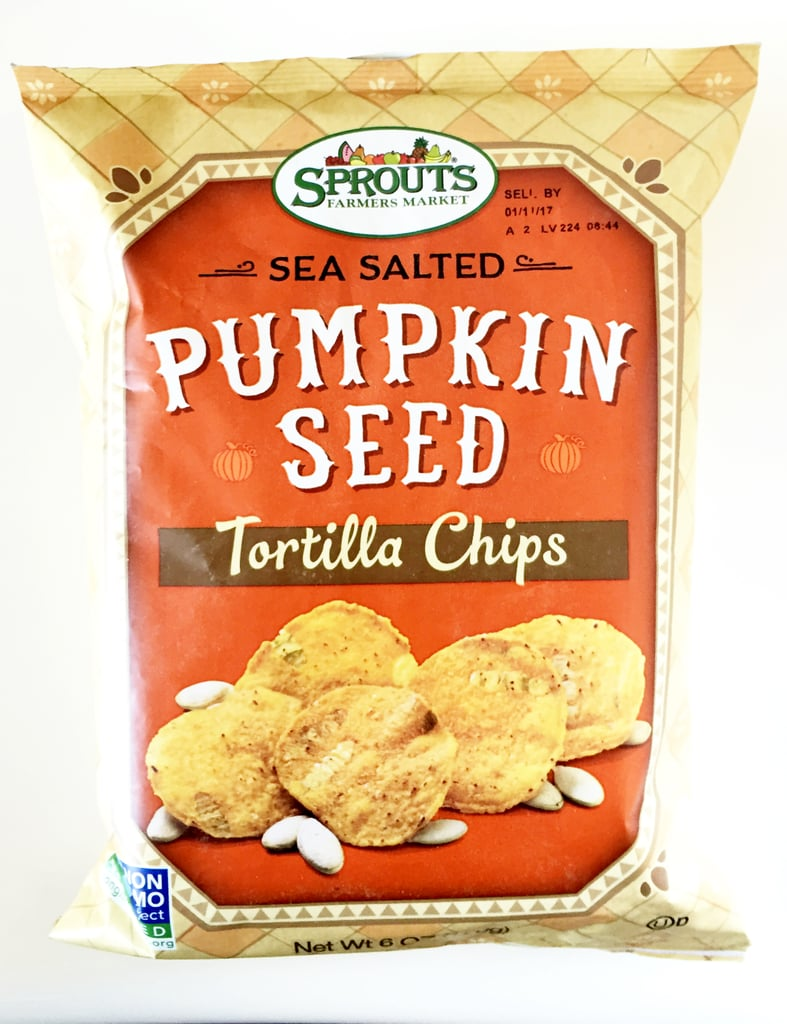 Sprouts Sea Salted Pumpkin Seed Tortilla Chips