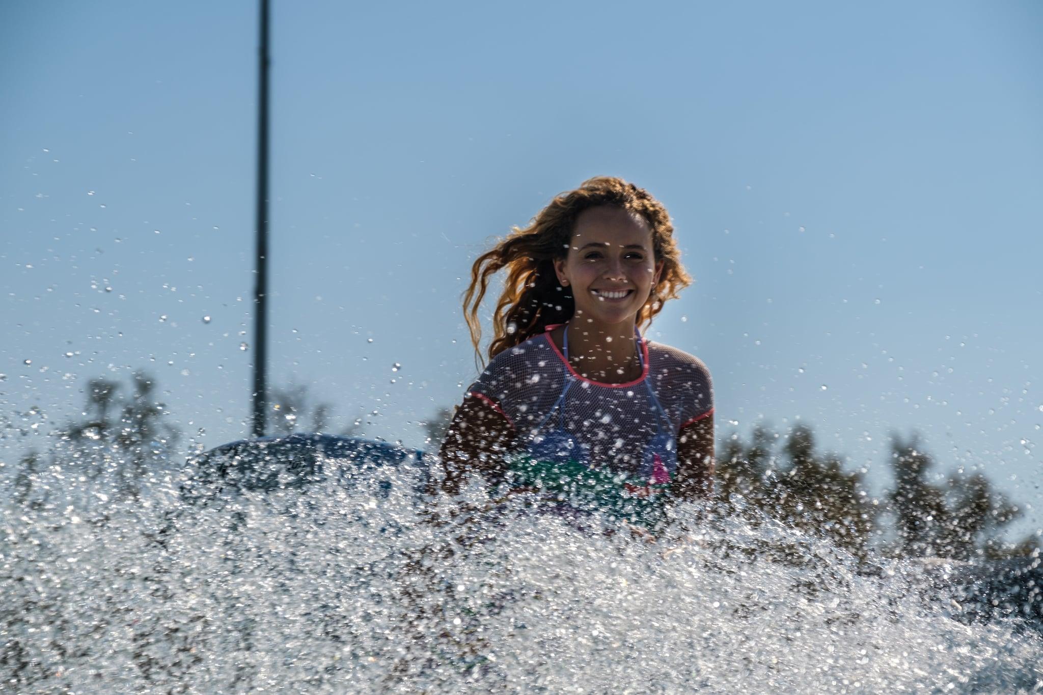 Malia Ward, The Ultimate Surfer contestant