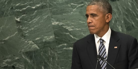 Congress Hands Barack Obama The First Veto Override Of His Presidency