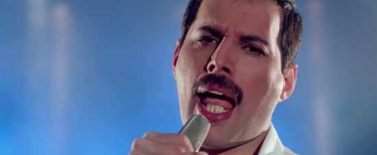 "Freddie Mercury Performing ""Time Waits For No One"" Video"