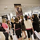 Macy's Sex and the City Shopping Party