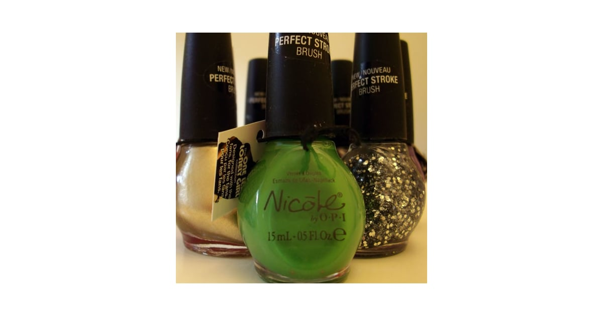 Justin Bieber\'s One Time Lime Nail Polish Is Perfect For St ...