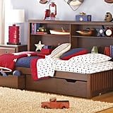 Dillon Lateral Bookcase Bed ($736, originally $1,051)