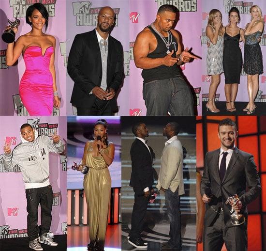 JT and Rih are MTV's VMAs Big Winners