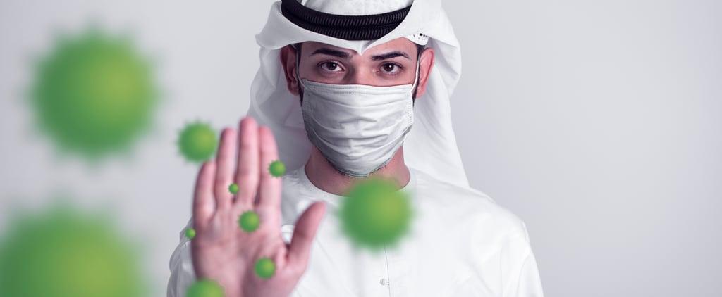 قائمة الغرامات لمخالفي قواعد الوقاية من كوفيد19 في الإمارات