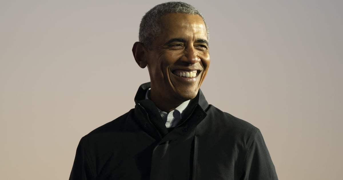 Barack Obama Shared A Promised Land Playlist That's Full of Meaningful Songs From His Presidency