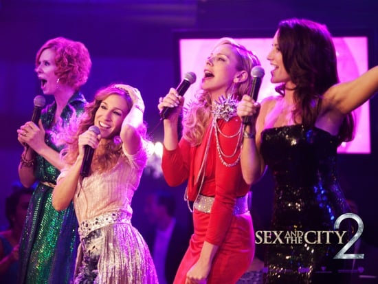 Get the Fashion 411 With Sex and the City 2: The Official Companion Book