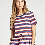 Marc by Marc Jacobs Flavin Stripe Top ($198)
