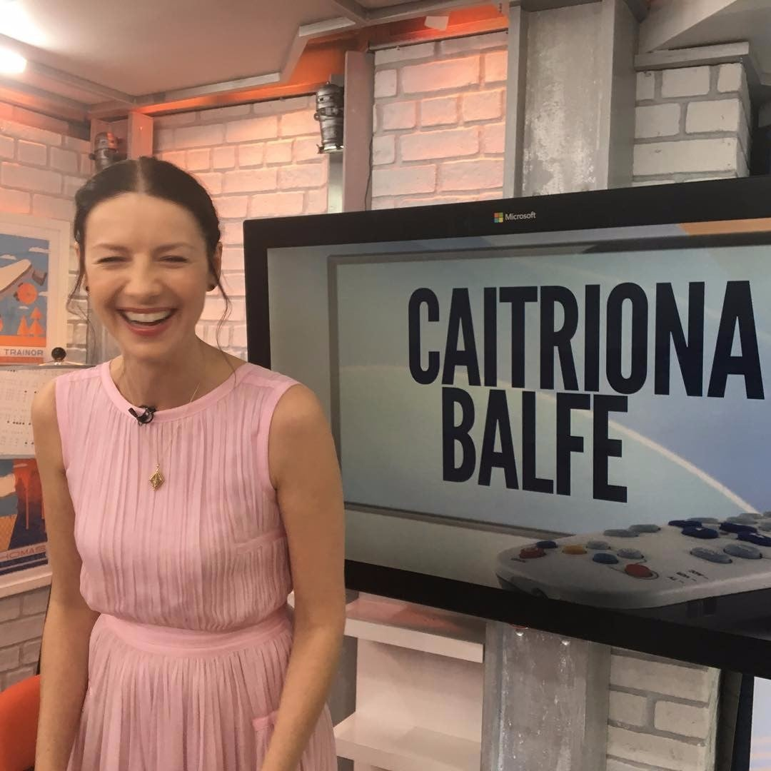 Hacked Caitriona Balfe nude photos 2019