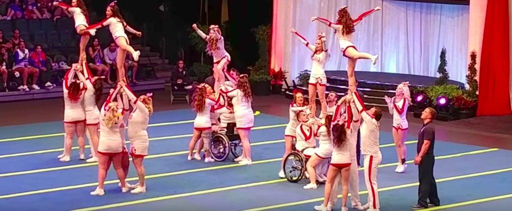 Diversity in Cheerleading