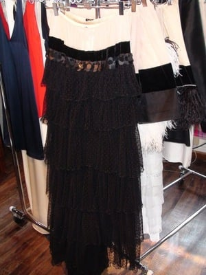 In The Showroom: Your Slip Is Showing Spring 2009
