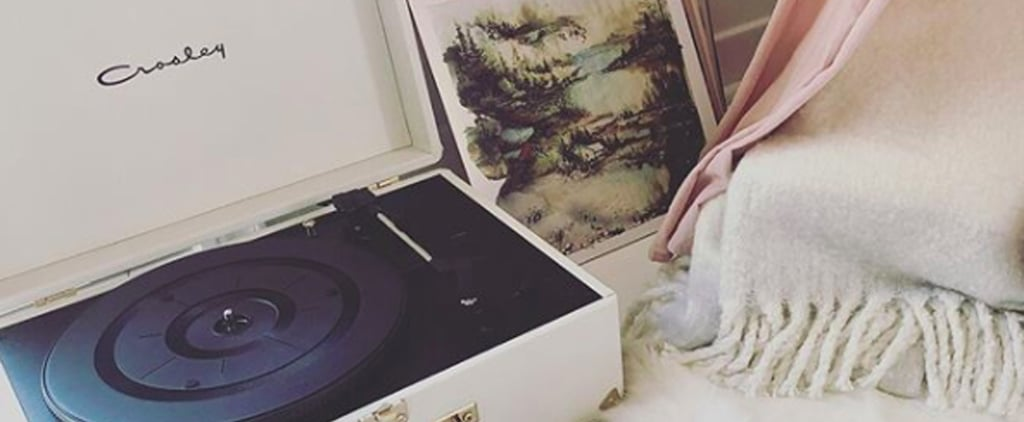 Aaron and Lauren Paul Get Vinyl Albums For Daughter