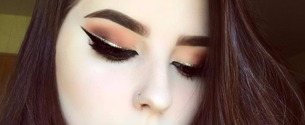 Glitter Eyeliner Is the Prettiest Way to Wear Sparkle For the Holidays