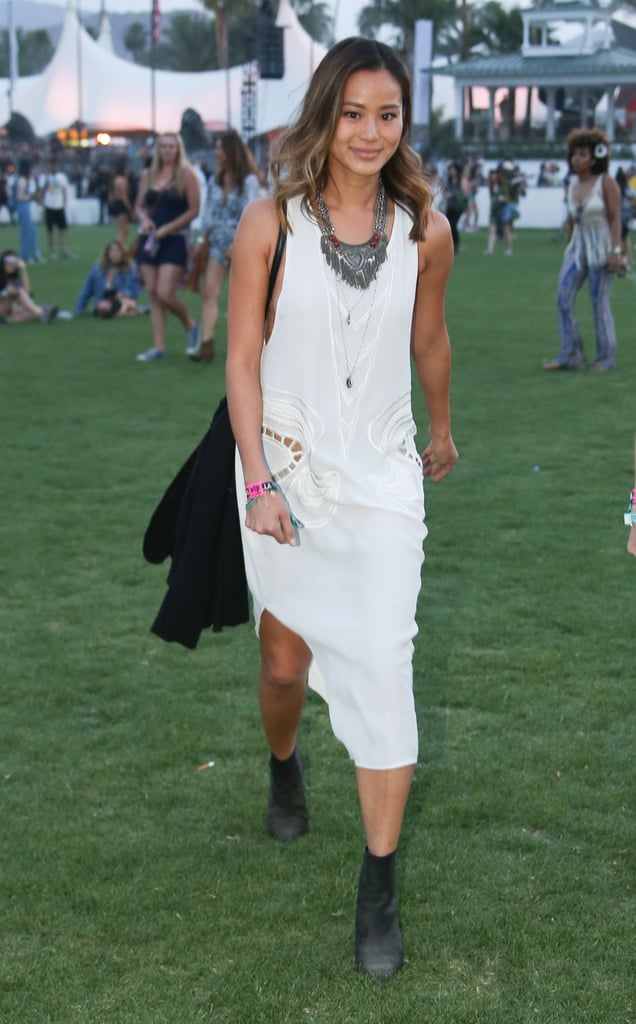 Easy, Breezy Dresses Are Key | Celebrity Music Festival Style