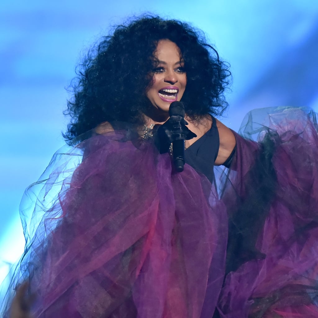 Celebrity Reactions to Diana Ross's 2017 AMAs Performance