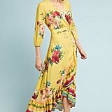 Farm Rio for Anthropologie Marketplace Wrap Dress