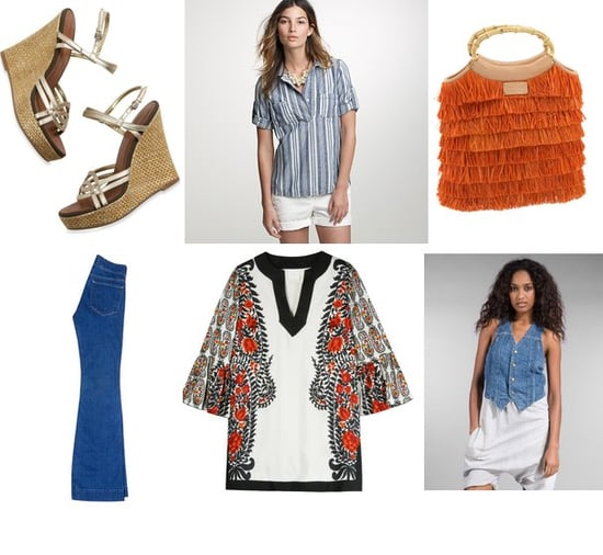 Shopping: Seventies-Inspired Beachwear