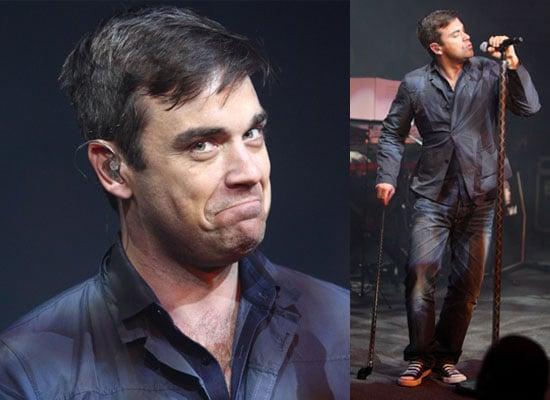 Photos of Robbie Williams