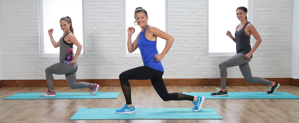 20-Minute Tabata Workout | Video