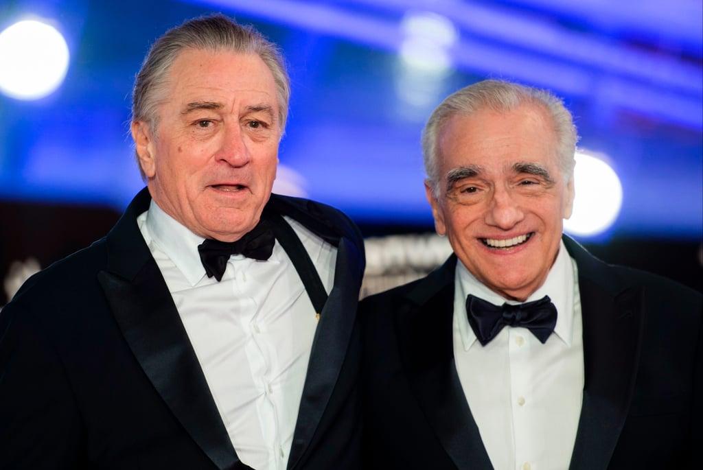 Pacino, De Niro, and Pesci All in 1 Film?