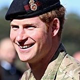 """Prince Harry Says He's Been Given a """"Hell of a Lot of Cuddly Toys"""" For Charlotte"""