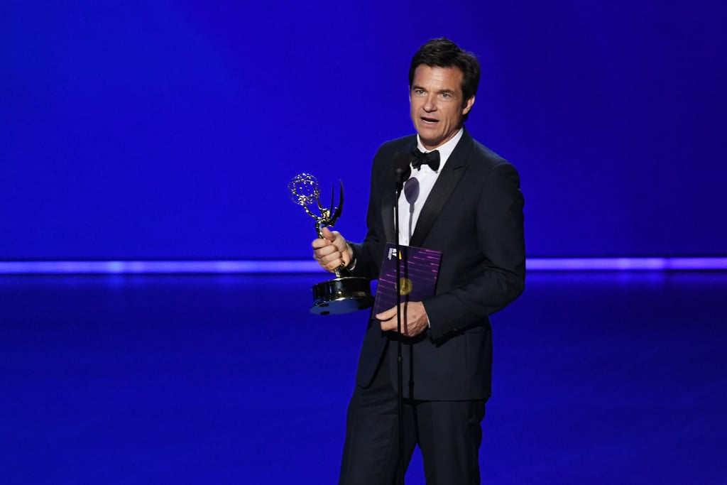 Jason Bateman's Casual Reaction to His Emmys Win Belongs in an Award Show Hall of Fame