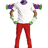 Men's Buzz Lightyear Adult Costume Set