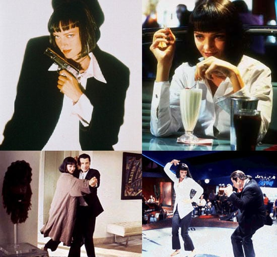 A Fabby Halloween: Mrs. Mia Wallace