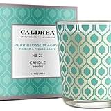 Caldrea Pear Blossom Candle ($21)