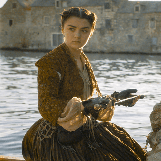 Arya Stark GIFs From Game of Thrones
