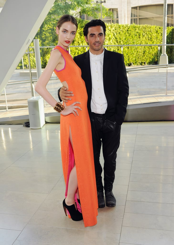 Zuzanna Bijoch and Yigal Azrouel