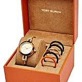 Tory Burch Gigi Bangle Bracelet Watch Set