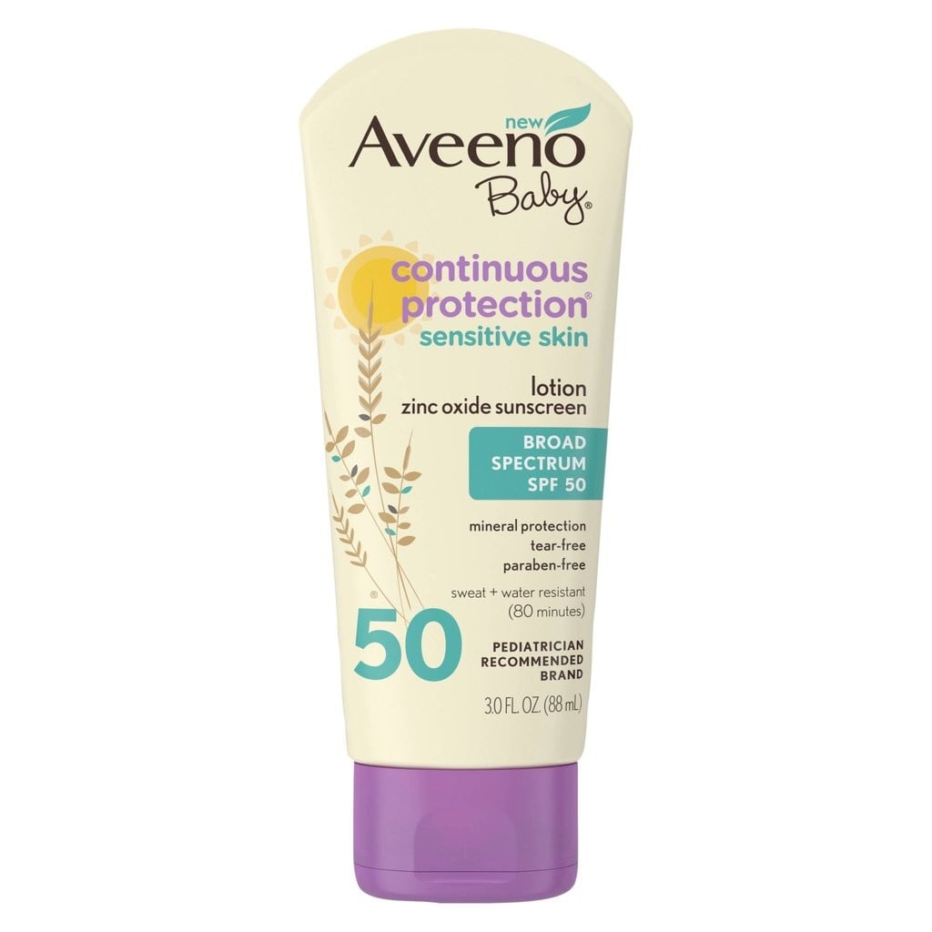 Best Sunscreens For Kids With Sensitive Skin