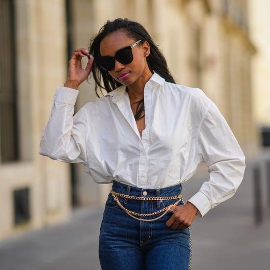 Stylish White Tops for Women on Amazon