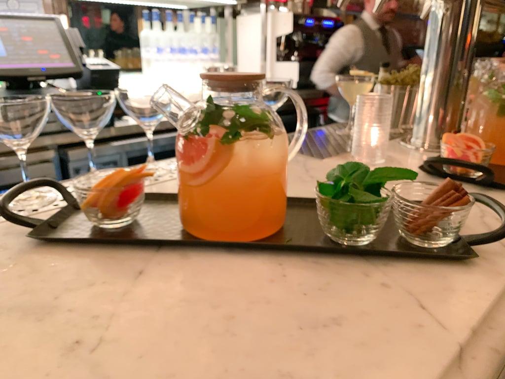 Create a Signature Cocktail and Make a Big Batch