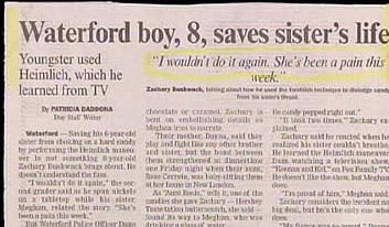 Funny Newspaper Headlines