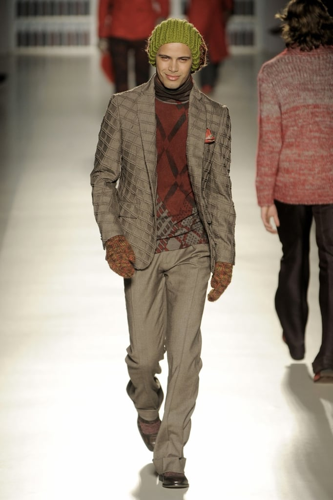 Milan: Etro Men's Fall 2009