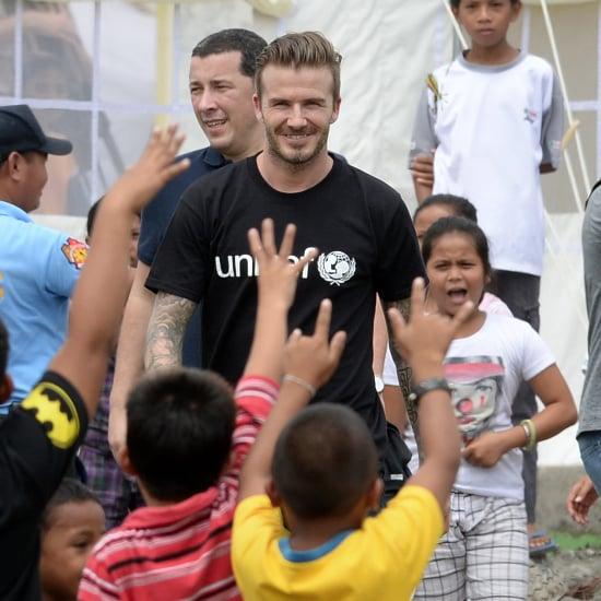 Charitable Celebrity Men 2014