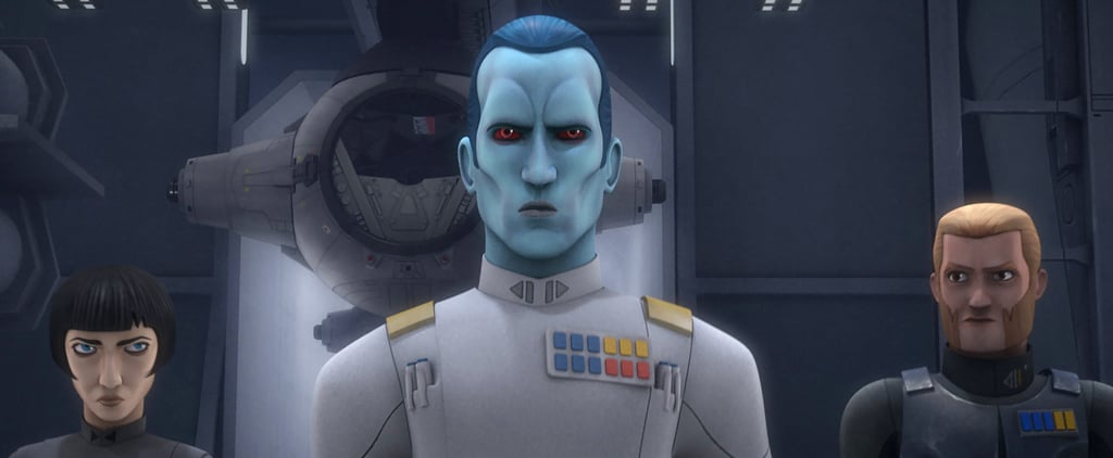 The Mandalorian: Who Is Grand Admiral Thrawn in Star Wars?