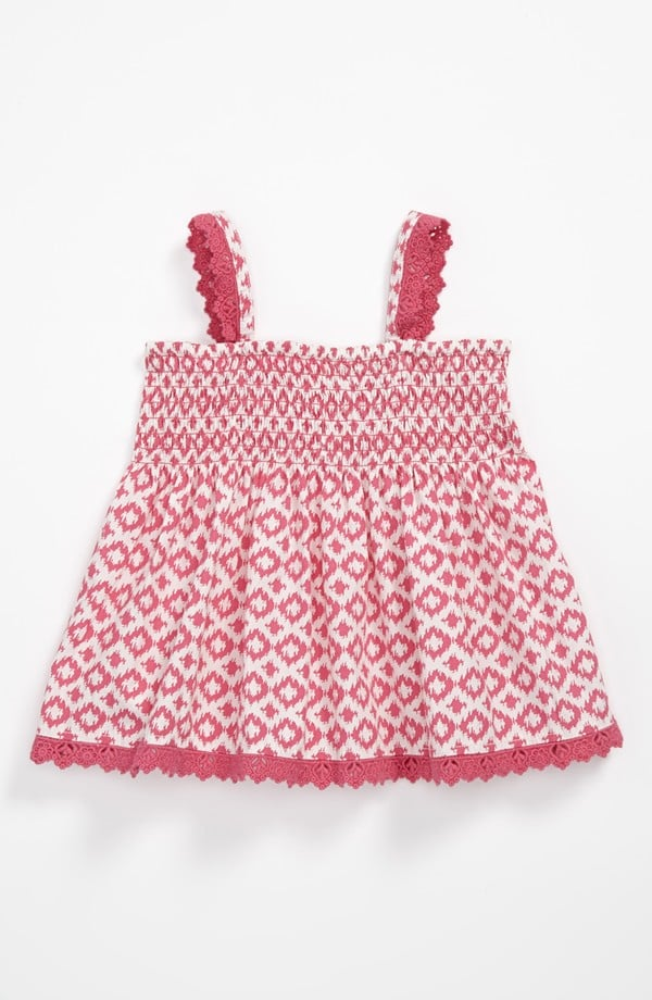 Tucker + Tate Kendall Smocked Top