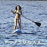 Rihanna Brings Her Hot Bikini Party to Sardinia